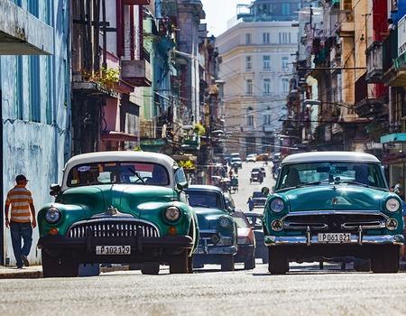Découverte de Cuba