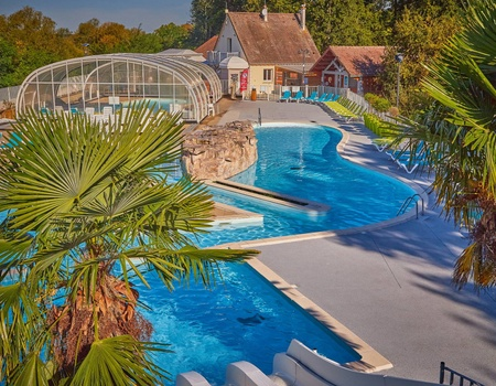 Camping Parc des Allais VCL 4*