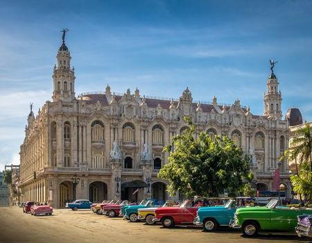 Merveilles de Cuba 13J/11N - 2021