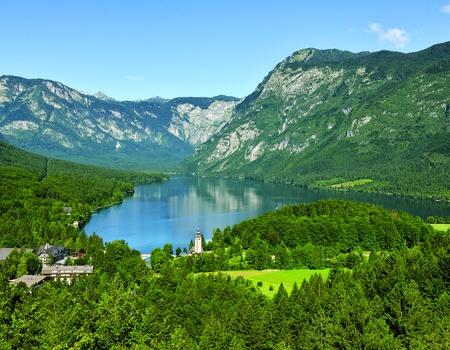 Circuit La Slovénie au naturel