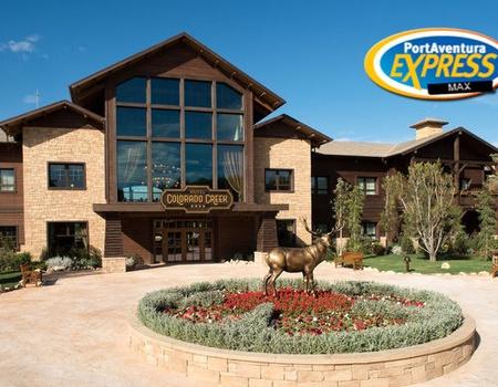 RÉSERVEZ 15 JOURS À L'AVANCE ET PROFITEZ DE 15% DE RÉDUCTION PortAventura Hôtel Colorado Creek 4*