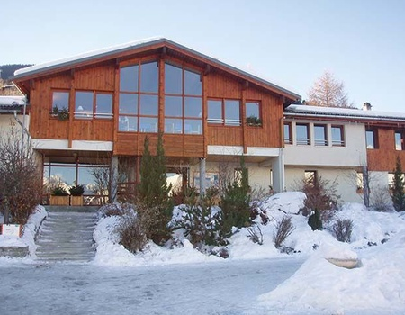 VVF Club Intense Le Balcon du Mont-Blanc 3* en demi-pension