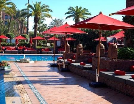 Hôtel Sofitel Marrakech Lounge And Spa 5*