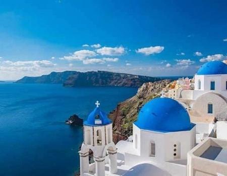 Combiné Mykonos Santorin en hôtels 3* - 7 nuits