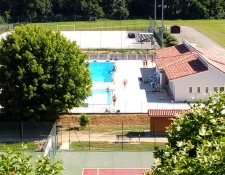 Camping Paradis Les Rives de l'Adour 3*