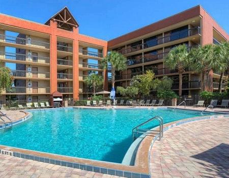 Hôtel Clarion Lake Buena Vista