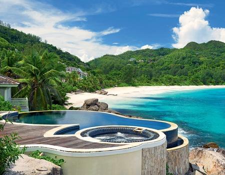 Hôtel Banyan Tree Seychelles 5*