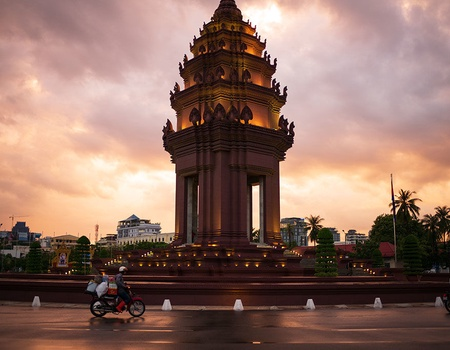 Découverte du Laos et du Cambodge