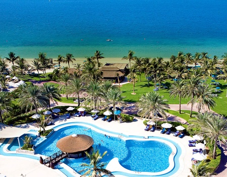 Oclub Premium Jebel Ali Beach Resort 5*