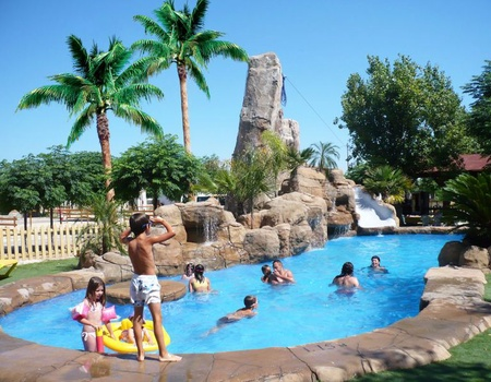Camping Le Spa Natura Resort, 4*