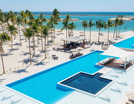 Kappa Club Oman Fanar Hotel 5*