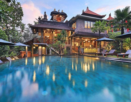 Combiné Ketut's Place Villas 4* & Holiday Resort Lombok 4* & Kings Villas & Spa Sanur 4*