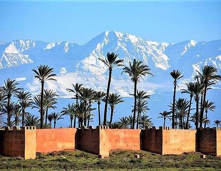 Circuit Evasion Marocaine du Sud au Nord