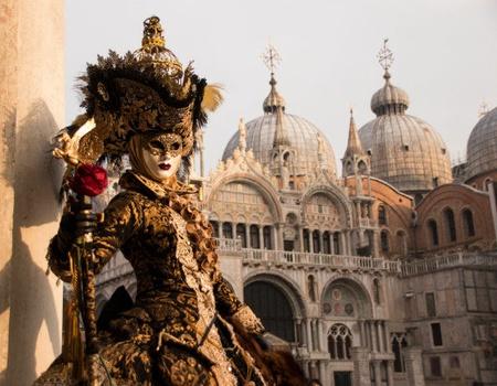 Carnaval de Venise à l'hôtel Principe 4*