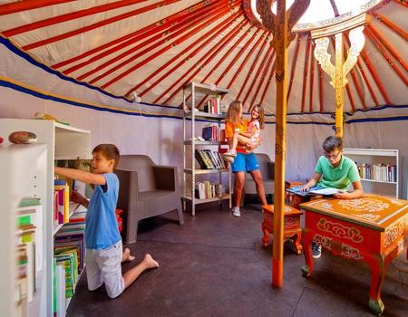 Clément des Baleines - Camping Côte Sauvage 2*