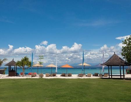 Combiné Ubud, île de Nusa Lembongan, île de Lombok & Seminyak 4*