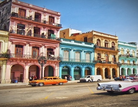 Combiné hôtels Combiné séjour Charmes de La Havane et plages de Varadero (Melia Habana + Sol Palmeras) ****