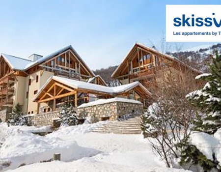 Résidence Skissim Select Les Chalets du Galibier 4*
