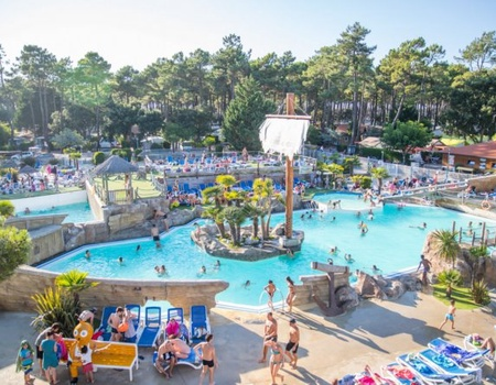 Camping Le Vieux Port Resort & Spa 5*