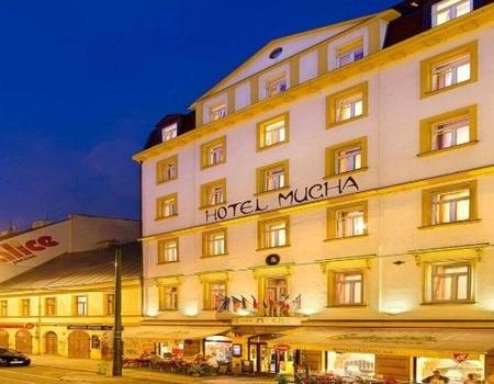 Hôtel Mucha 4*