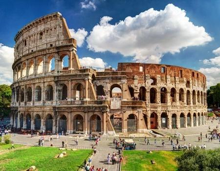 A la Découverte de Venise, Florence et Rome