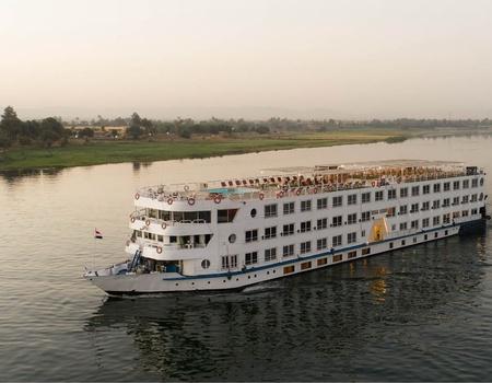 Circuit du Nil à la mer Rouge 5*