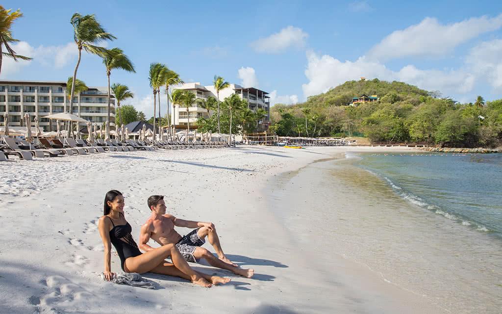 Hôtel Hideaway at Royalton Saint Lucia *****