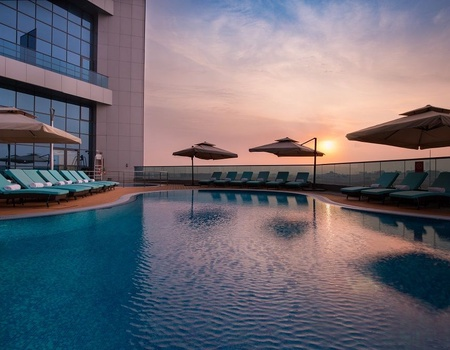 Hôtel Millennium Place Barsha Heights 4*
