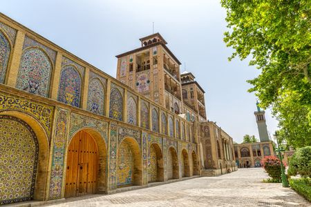 Circuit Splendeurs de l'Iran