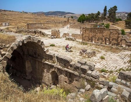 Circuit Jérusalem et Jordanie