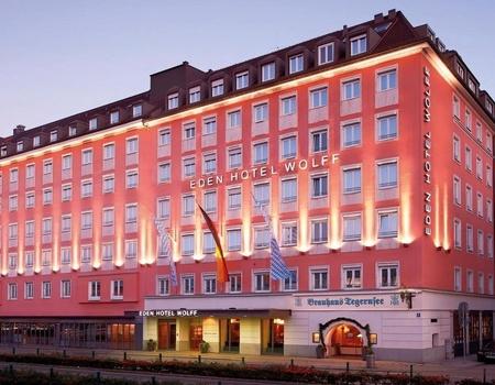 Hôtel Eden Wolff 4*