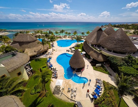 Club Lookéa Riviera Maya 4* - Vols Air France