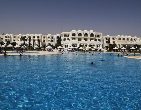 Hôtel Vincci Helios Beach Djerba and Spa 4*