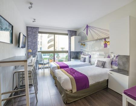 Apart'hôtel Lyon Lumière 4*