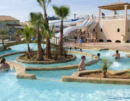 Camping Le Clos Des Oliviers, 4*