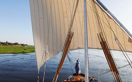 Croisière Trésors d'Egypte en bateau traditionnel