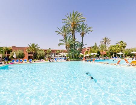 Hôtel Club Jumbo Atlas Targa Aqua Parc Resort 4*