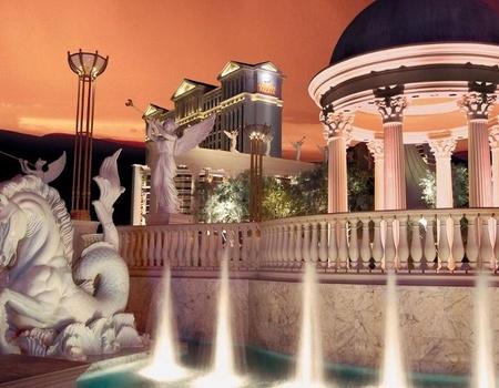 Hôtel Ceasar Palace 5* « sans transfert »