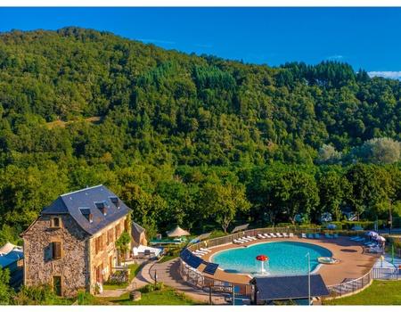 Saint-Genièze-d'Olt - Camping La Boissière 4*