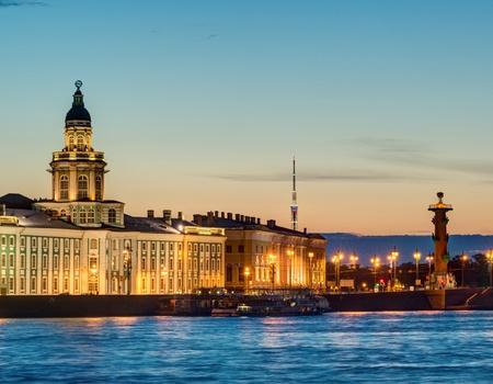 Croisière en Russie sur la Volga de Moscou à Saint-Pétersbourg