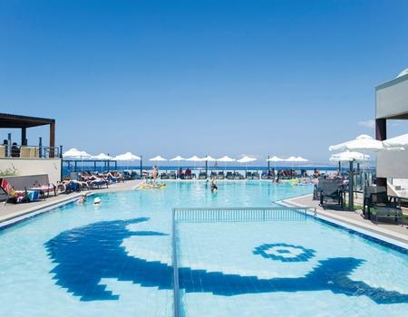 Hotel Galini Sea View 5*