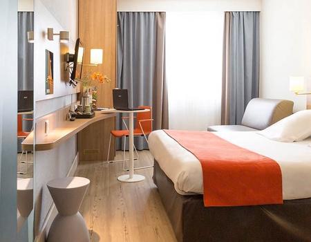 Hôtel Best Western Plus Ajaccio Amirauté 4*