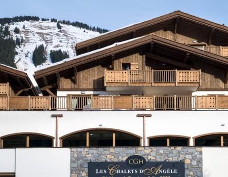Résidence CGH & SPA Les Chalets d'Angèle 4*