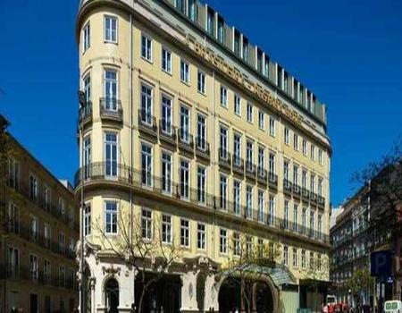 Hôtel Pestana Porto A Brasileira 5*