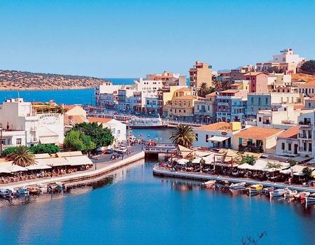 Périples  2 îles : Crète et Santorin 3*