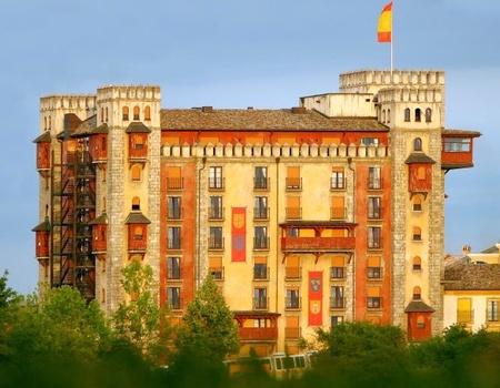Séjour Allemagne - Europa-Park - Hôtel Castillo Alcazar 4* avec accès au parc