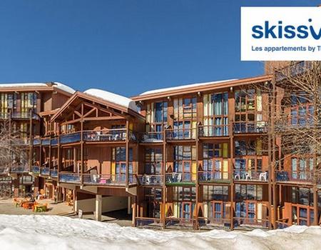Résidence Skissim Classic Aiguille Grive