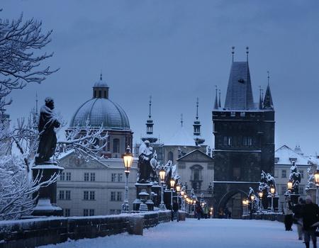 Marchés de Noêl à Prague 3*