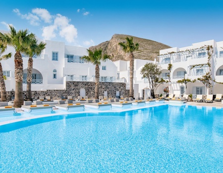 Hôtel Santorini Kastelli Resort 5*