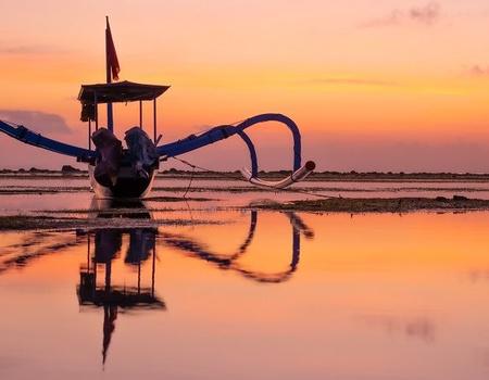 Circuit privatif Bali, Entre Plages & Rizières